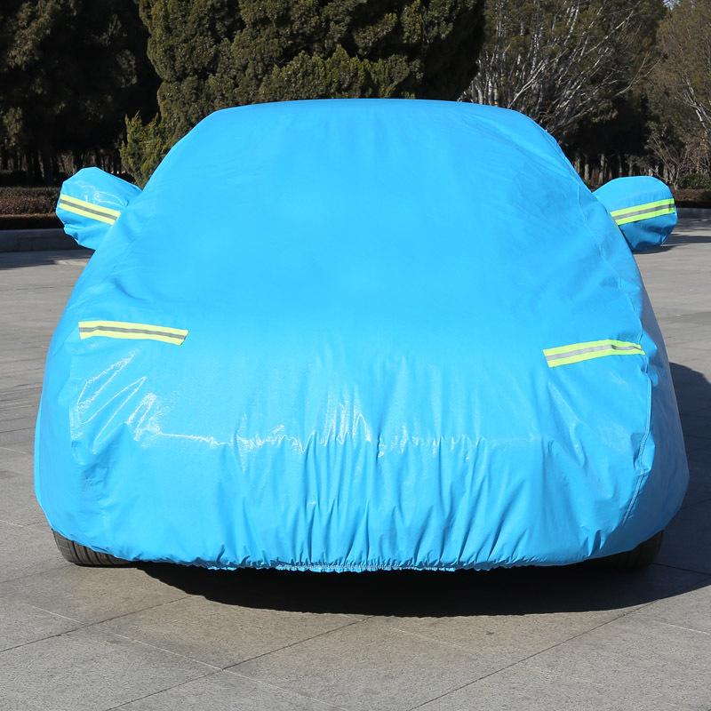 MUSHENG Suitable for xinxuanyi sunshine Qijun Xiaoke Tianlai car clothing car cover rainproof cover