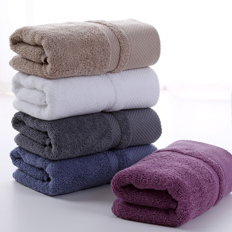 YIFENG Cotton adult thickened face towel 120g long staple cotton absorbent cotton soft