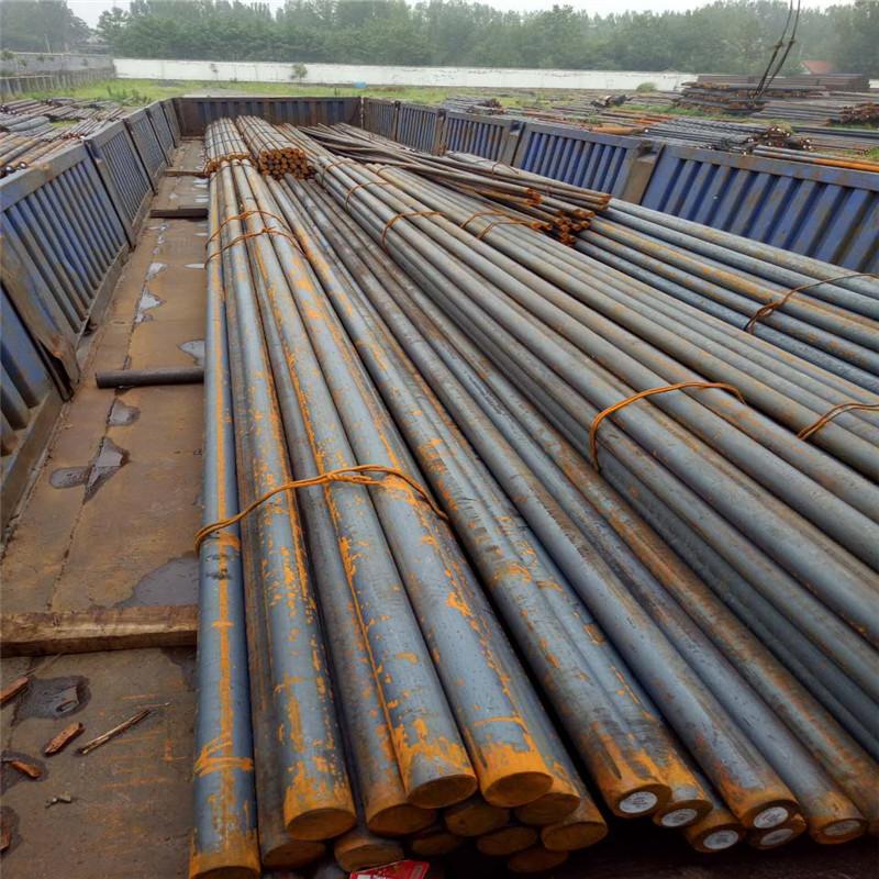 Price of Q235B round steel 45 / 30 / 25 / 18mm round steel for construction of common round Bridge