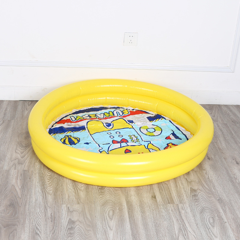 SENYOUBAO Children's swimming pool inflatable bathtub insulation thickening baby swimming pool baby