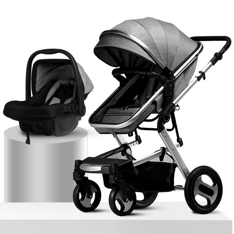 xe đẩy em bé chống sốc loại cao cấp .