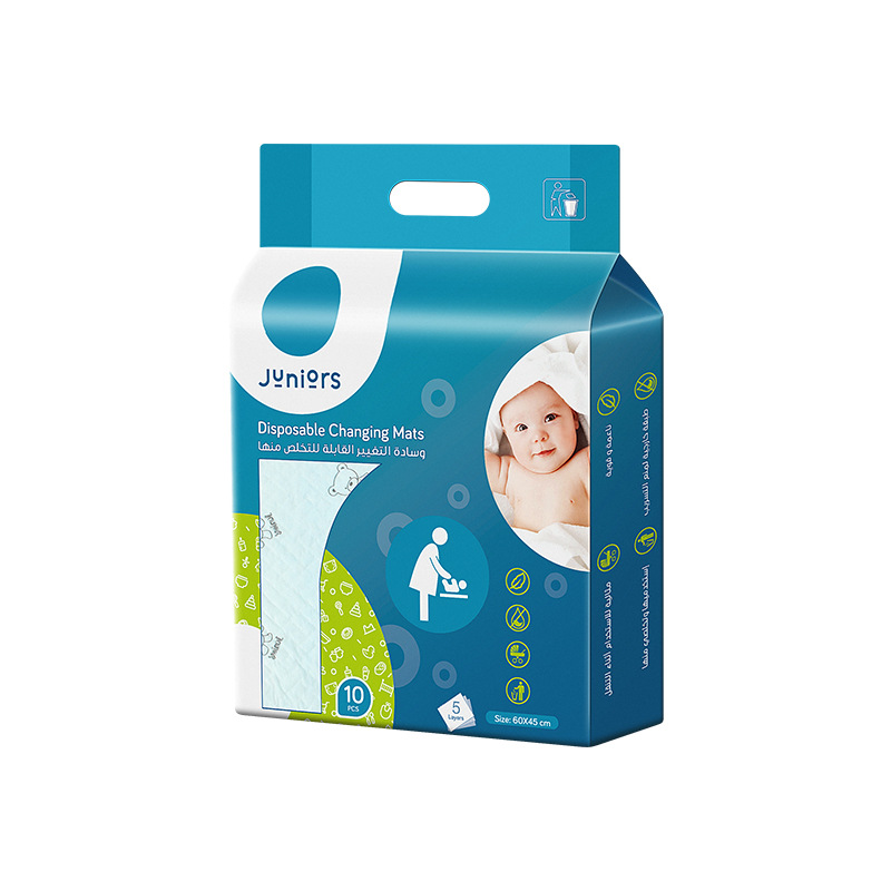 Baby disposable diaper pad baby care pad waterproof breathable neonatal diapers non washable mattres