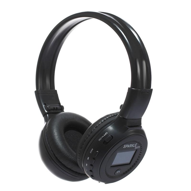Tai nghe Bluetooth không dây âm thanh nổi Zealot / fanatics B570