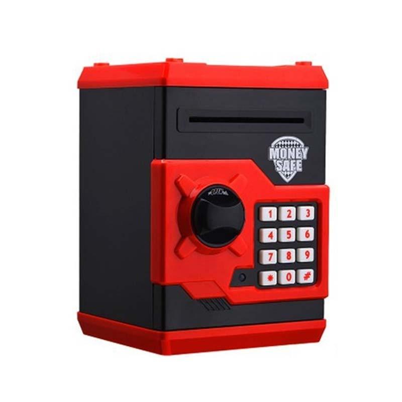Creative password safe deposit box automatic deposit box ATM children's toys