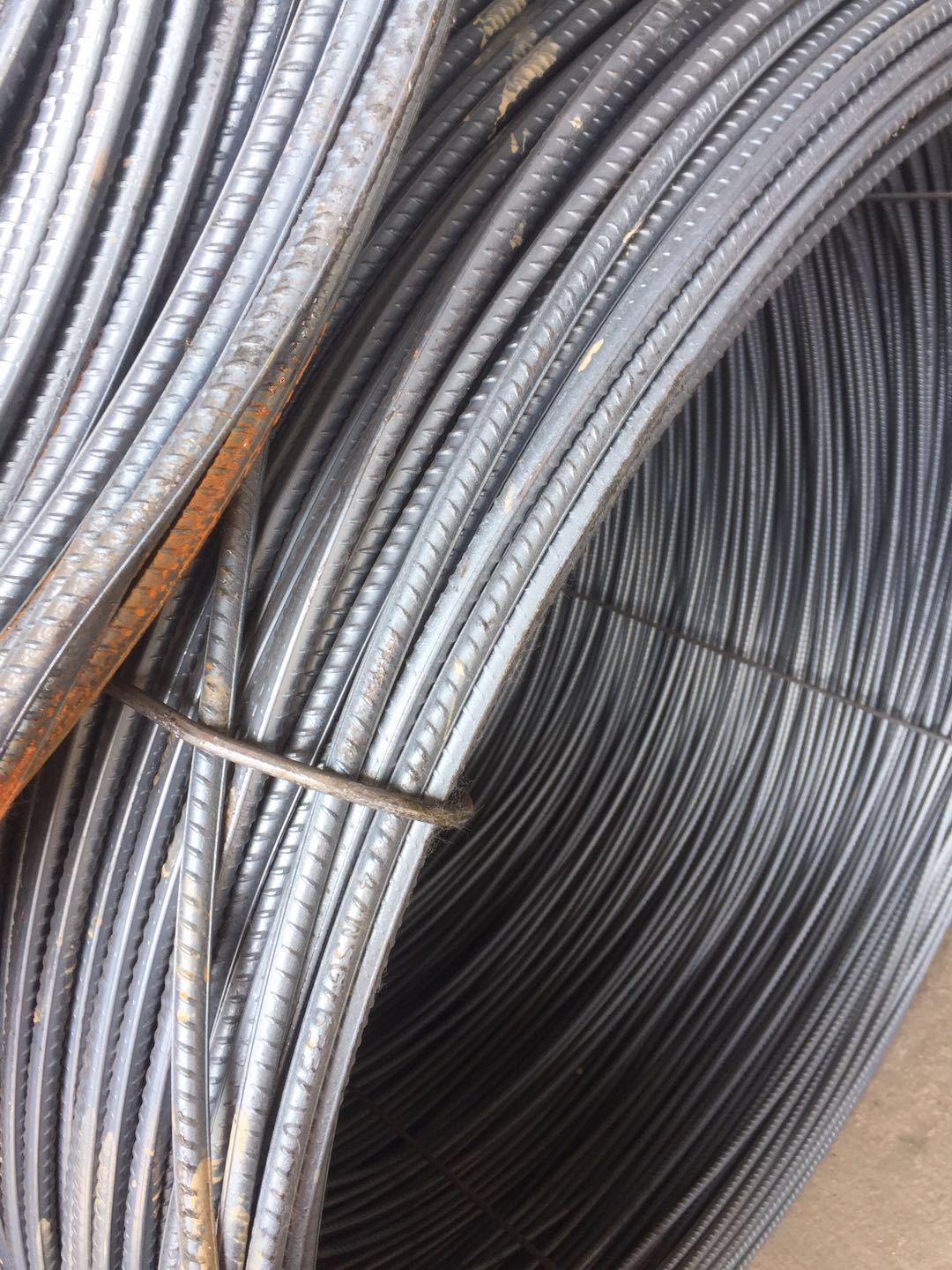 High speed wire rod of Wuhan Iron and Steel Co., Ltd