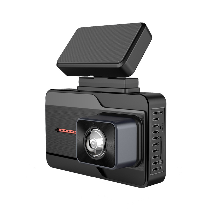 HDKING New 3-inch GPS dash cam HD front and rear dual recording dual lens dash cam 4K