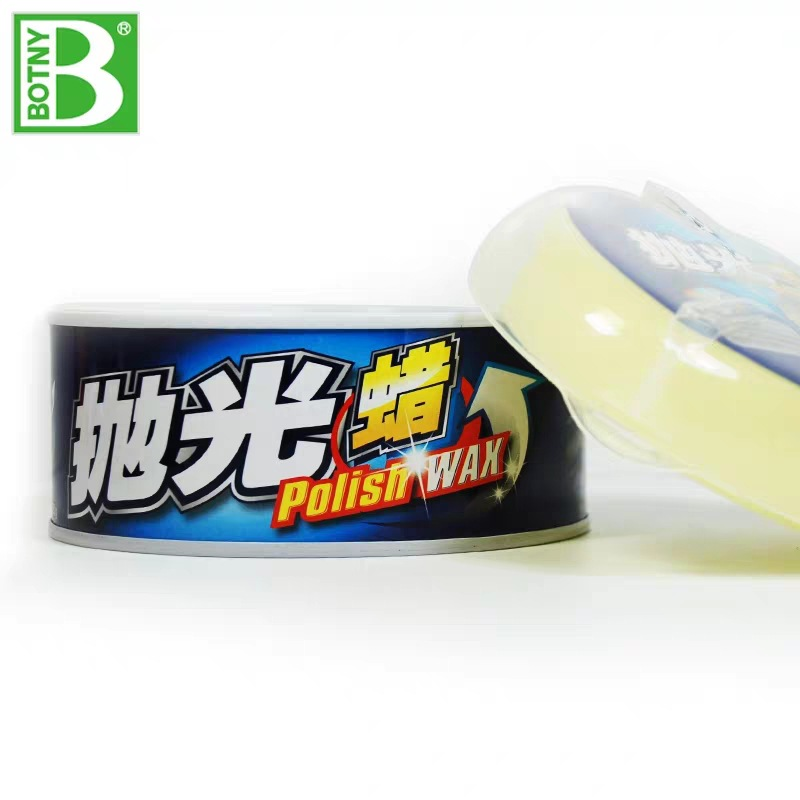 BOTNY Bosili polishing wax crystal bright wax new car polishing wax decontamination wax automotive p