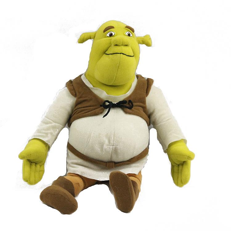 LUNASTE Creative ugly monster Shrek doll plush doll doll doll Christmas gift