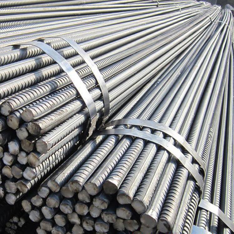 Laiwu Steel Grade III anti seismic national standard deformed steel bar Han steel deformed steel bar