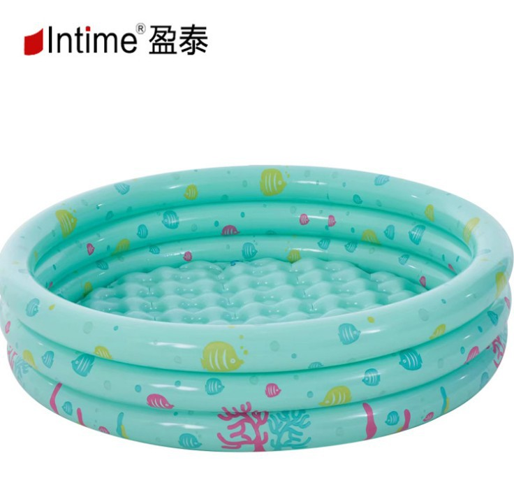 INTIME Yingtai thickened inflatable ocean ball pool baby swimming pool sand pool children bath basin