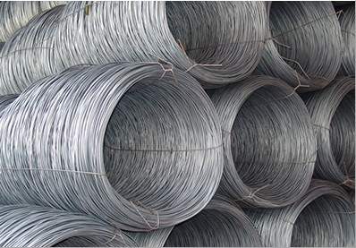 Construction steel wire rod Handan high speed line Mingfang Yuhua material q235-300