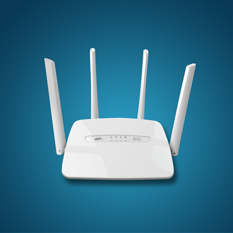 4G wireless router home office travel card CPE wireless to wired broadband