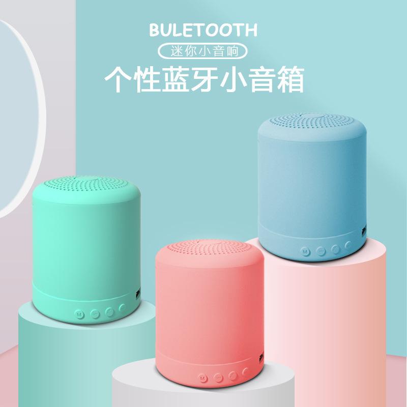 Loa bluetooth mini đầy màu sắc dễ thương .