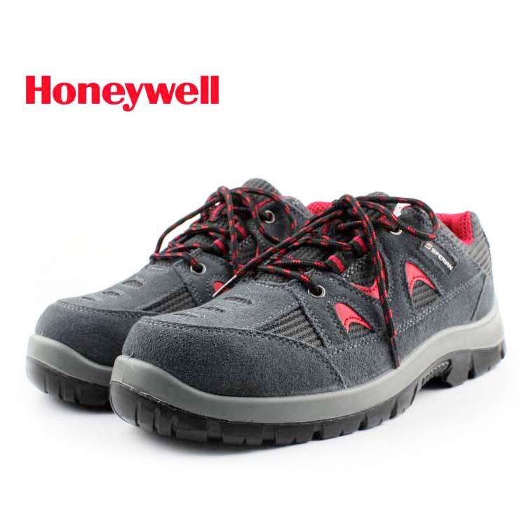 Honeywell 511512 wear-resistant safety shoes, anti-smashing, anti-piercing insulating steel toe cap,