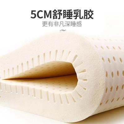 Gentle secret giường Bán trực tiếp tại nhà máy Nệm cao su 3D lò xo độc lập 1,8 mét Giường và bữa sán