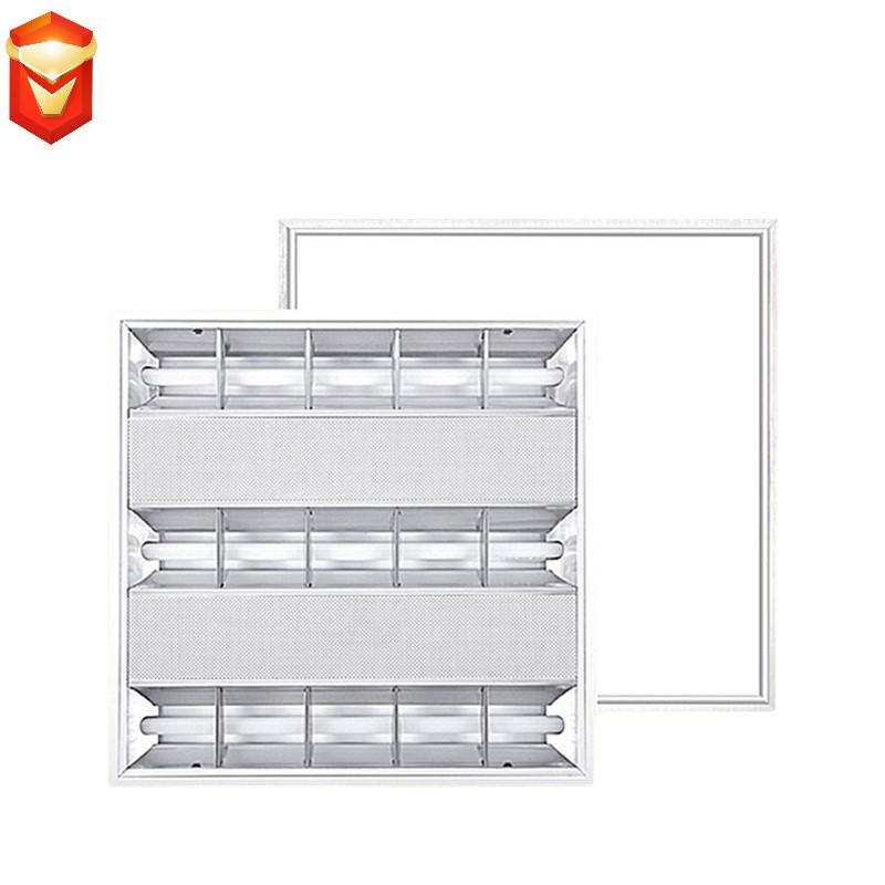 SHUNGUAN T8t5led grille light panel flat panel light panel light office office building shopping mal