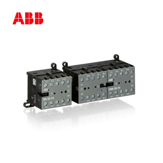 ABB contactor B series 12A3P three pole BC7-30-10*24V DC