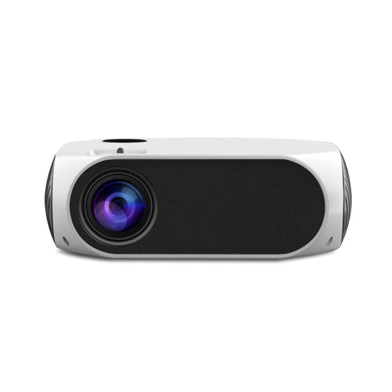 Foreign trade mini projector T1 Android intelligent multimedia home projector dual WiFi high lumen M