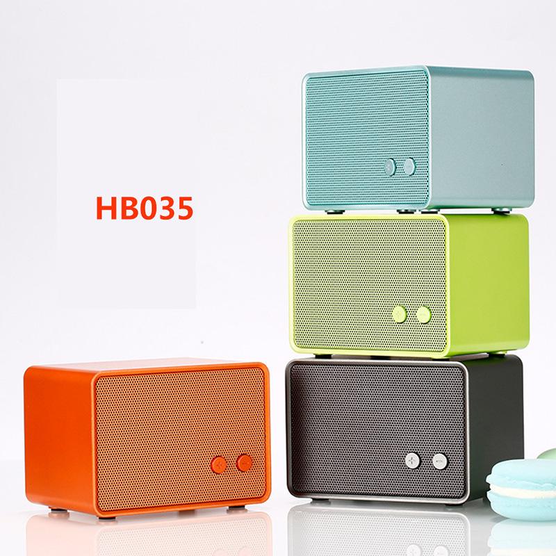 Loa Bluetooth nhỏ di động trong nhà Âm thanh trầm