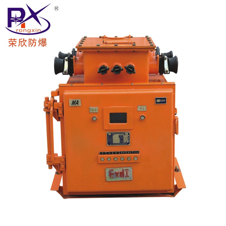 QJR2 mine explosion-proof and essential vacuum AC soft starter