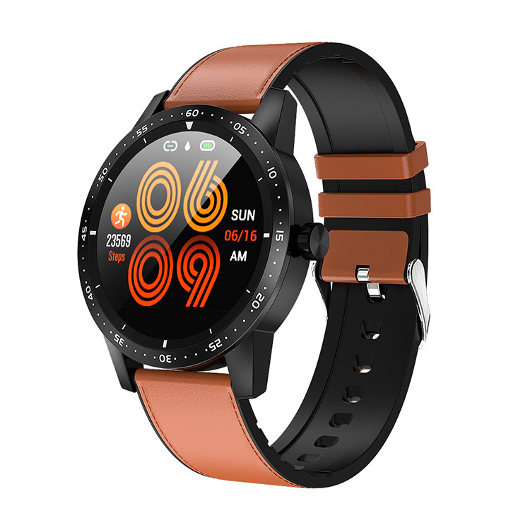 Newmine Newman T5 smart watch sports Bracelet outdoor men's and women's fashion Bluetooth heart ra