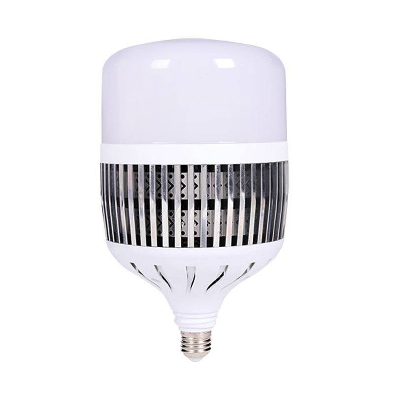 LED fin bulb lamp high power high brightness factory workshop warehouse lighting 50W80W100W150W