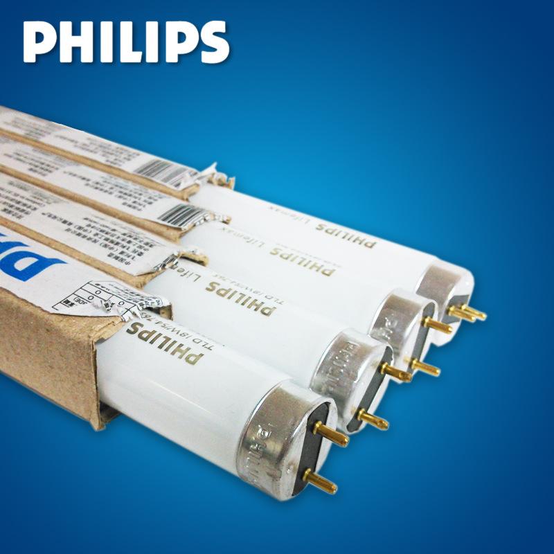 Philips T8 fluorescent tube TL-D 54-765 18W/30W/36W white light yellow light neutral light