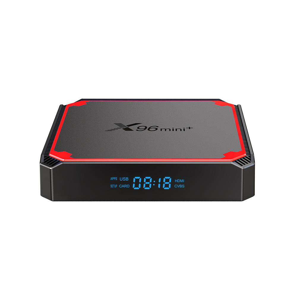 X96mini + s905w4 dual WiFi tvbox network player Android set top box 1G8G