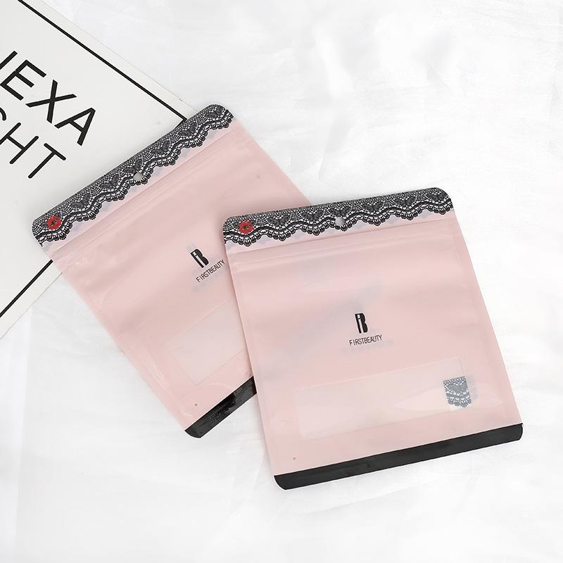 JINBO Underwear Packaging Bag Underwear Packaging Bag Ziplock Bag