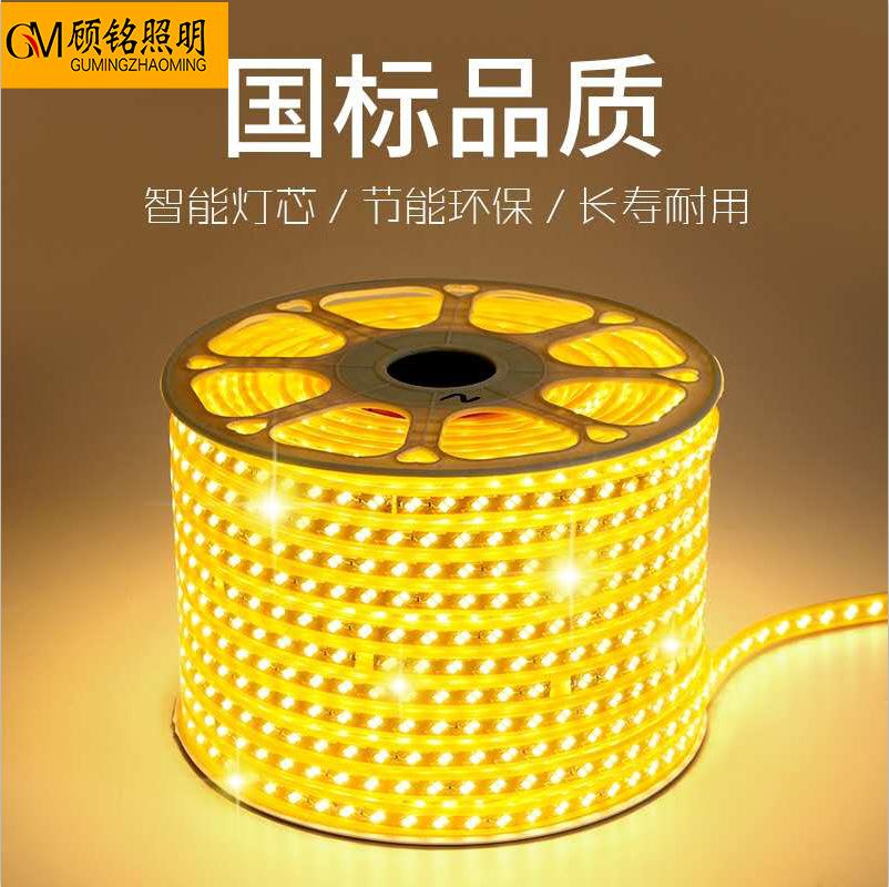 GUMING led lamp with 5730 2835 lamp with LED220V lamp with engineering outdoor home improvement high