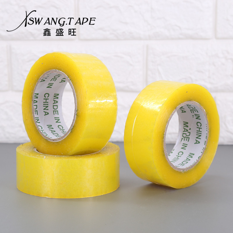 XINSHENGWANG Transparent tape 5.0cm in width and 2.5cm in thickness