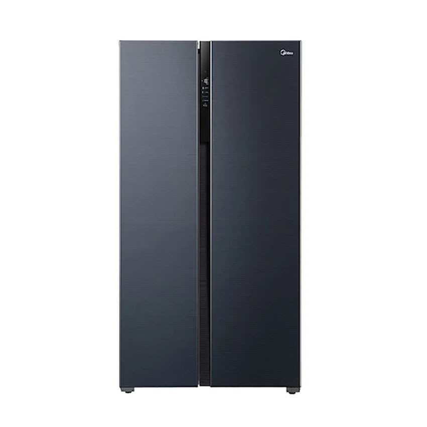 Midea BCD-630WKPZM(E) Refrigerator Double Door Household Open Air-cooled Frost-free Frequency Conver