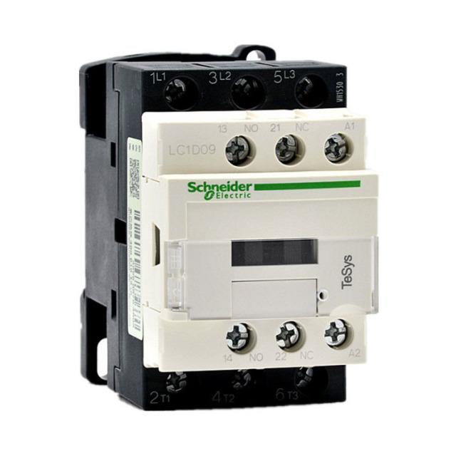 Schneider Schneider three-pole AC contactor LC1D32M7C 220V 32A