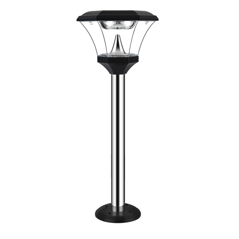CHUANGFENG Solar lawn lamp outdoor household super bright street lamp led garden lamp waterproof col