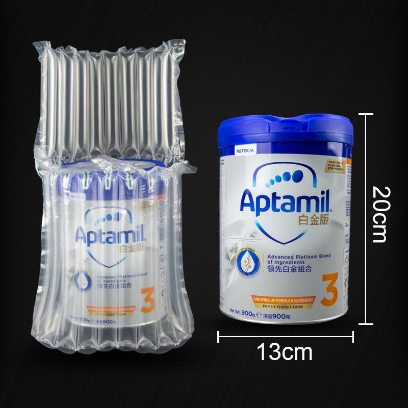 Air column bag thickened 10 column milk powder air column bag bubble column general inflatable bag a