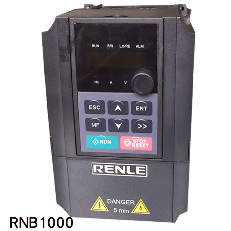 Shanghai Renault inverter RNB1015G water pump variable frequency speed controller 15kW three-phase i