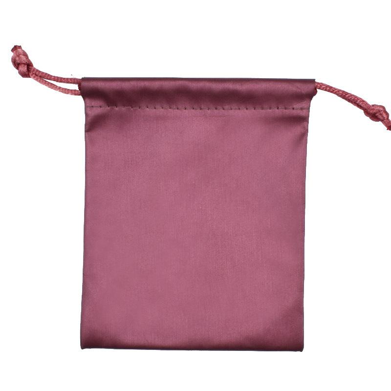 Storage bag plush cloth bag Pu storage bag gift bag bundle bag general packing bag