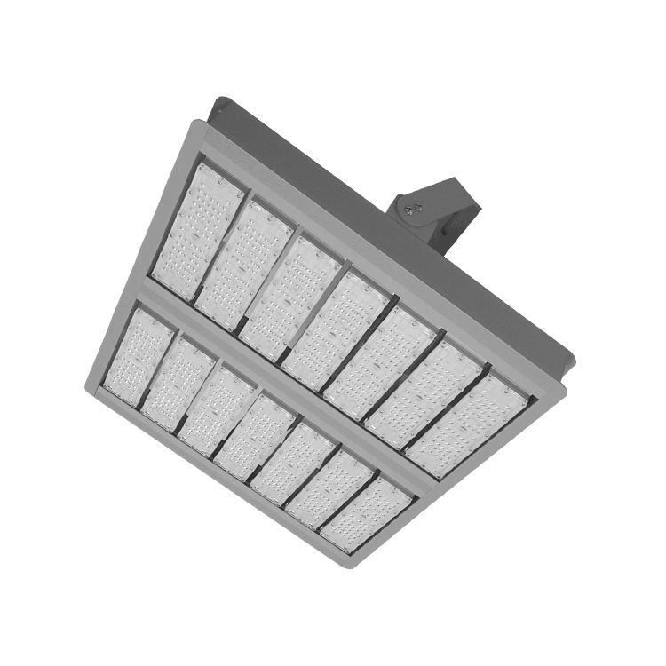 700W Tunnel Light Housing Kit High Mast Light Projector Light Kit National Standard Module Lighting