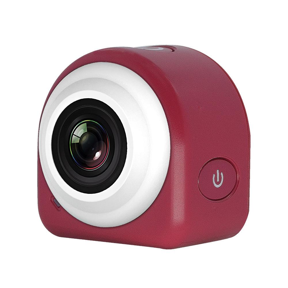 Mini Sports Camera 1080p HD outdoor waterproof camera wireless WiFi remote monitoring self timer cam