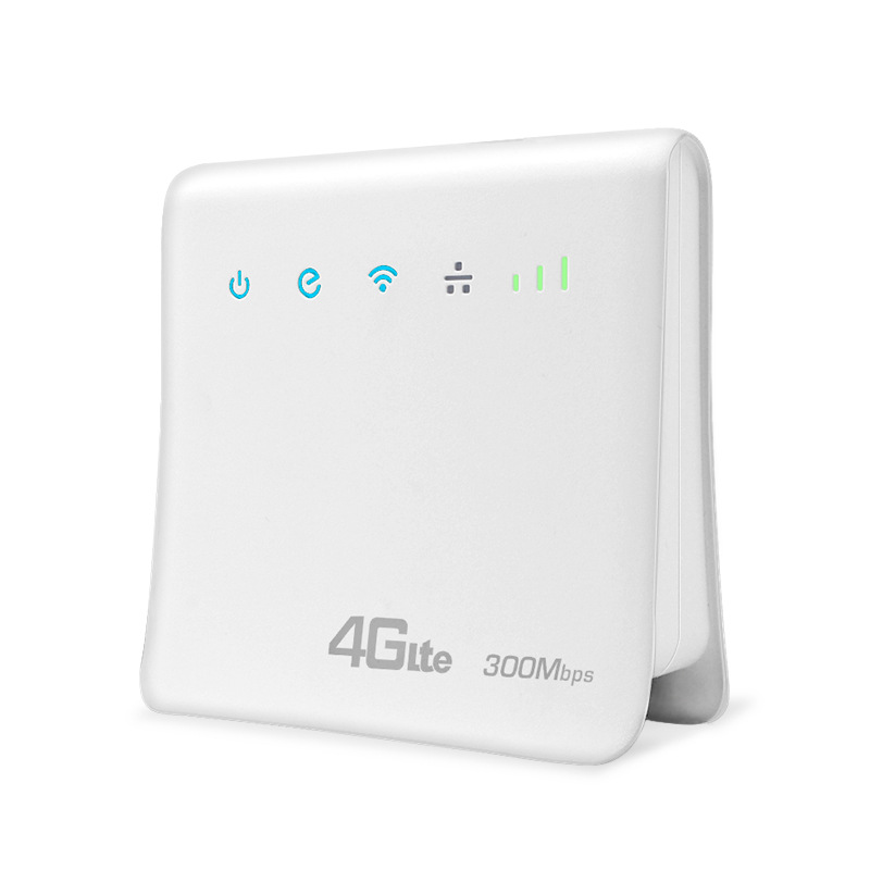 Dosyu home office artifact for many people to share WiFi speed internet access 300mbps 4G CPE router