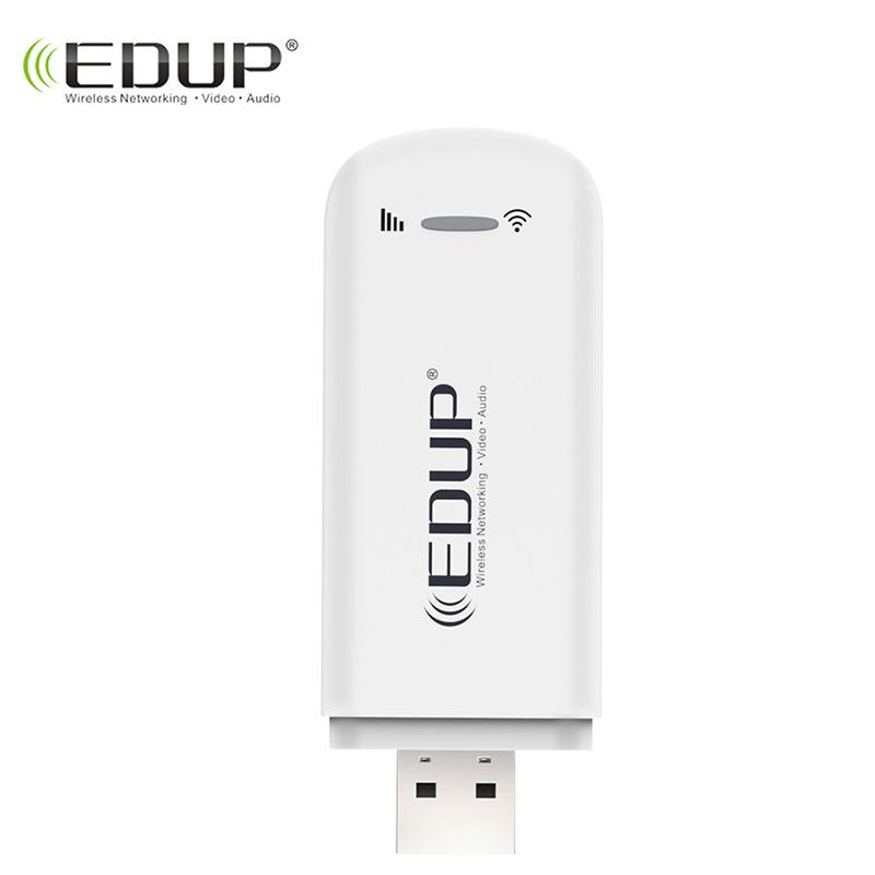 EDUP Mobile wifi hotspot car WiFi notebook 4G wireless network card 3G / 4G