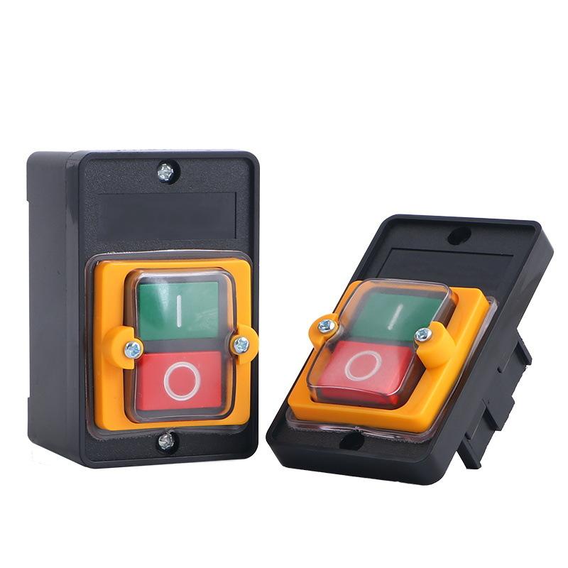 SUOWEI Bench drill switch kao-5m waterproof control button kao-5h cutting machine switch machine too
