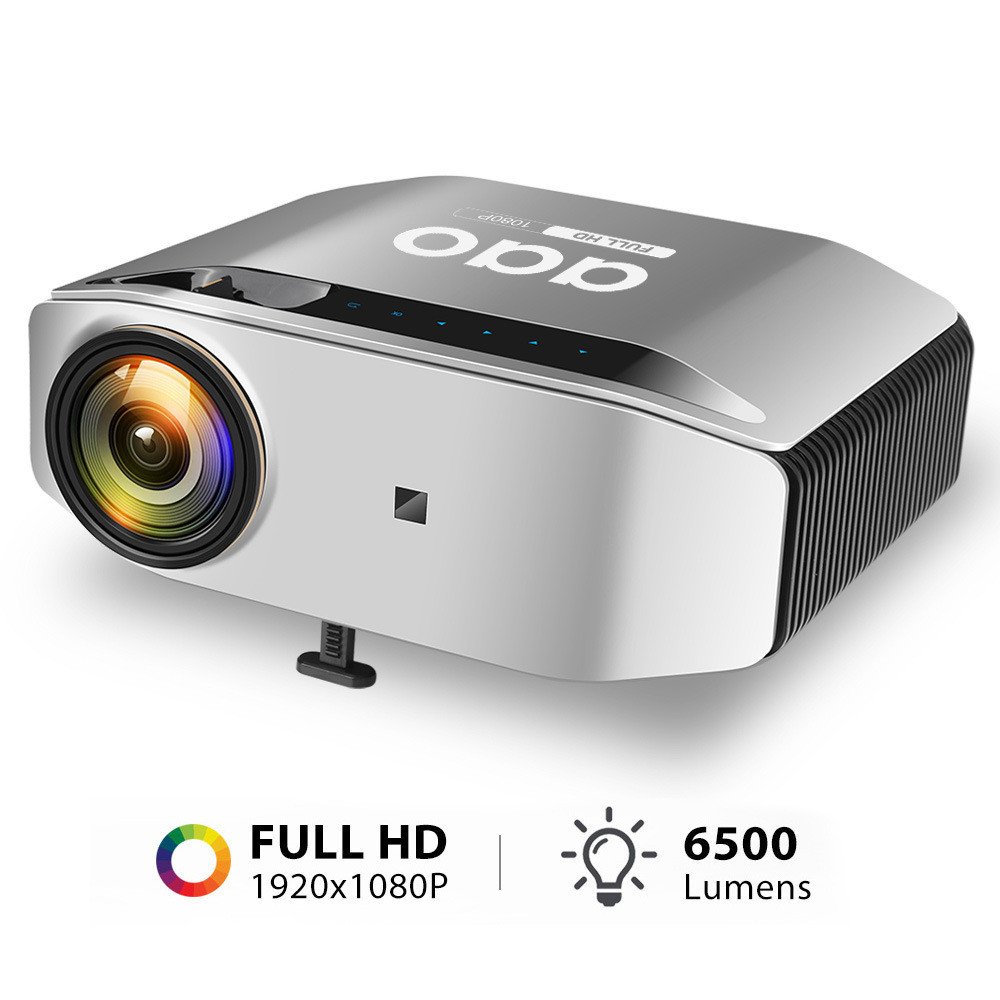 XUNTOU New yg620 HD projector 1080p projector office home teaching yg621 wireless mobile phone on th