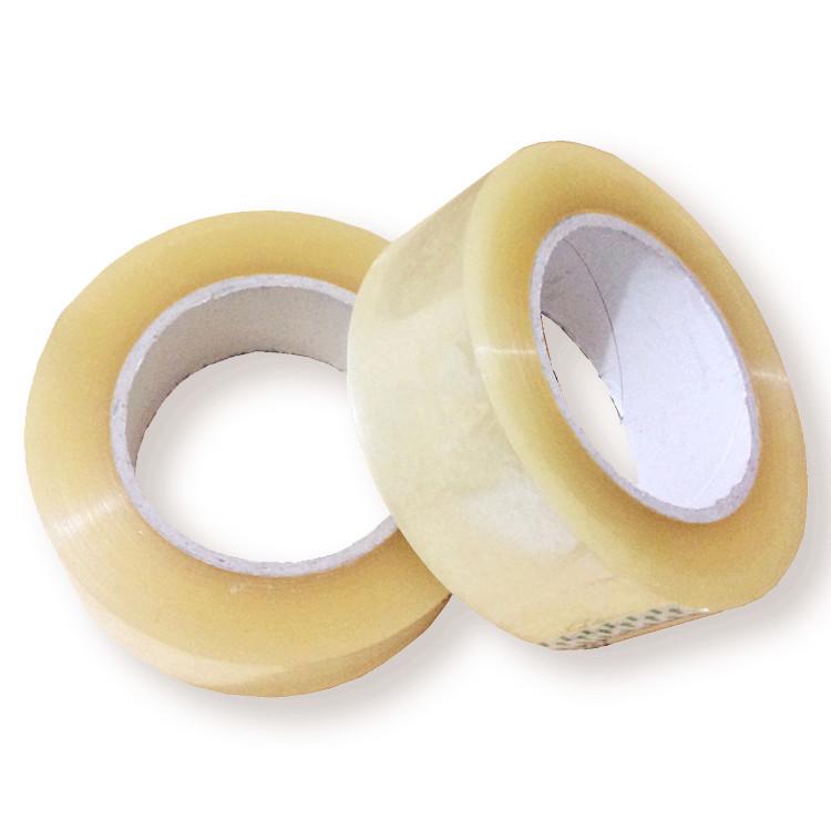 BONA Tape transparent 45 packing tape 5.5 sealing glue wholesale large transparent customized printi