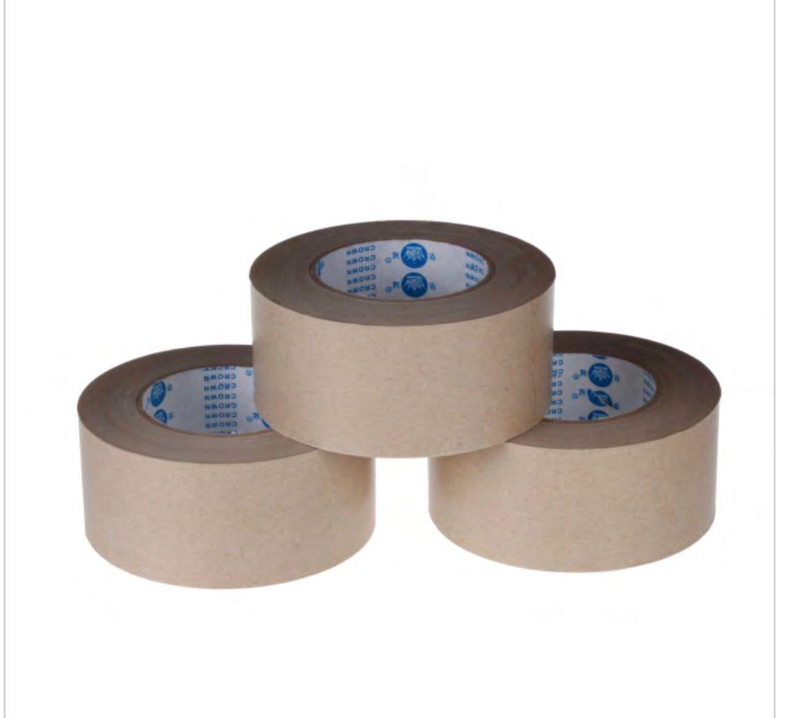 Băng keo giấy Kraft tùy chỉnh Master Roll KT9 Crown .