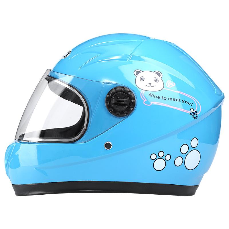 Nuoman Norman 525 battery motorcycle electric car helmet helmet men and women children full cover ch