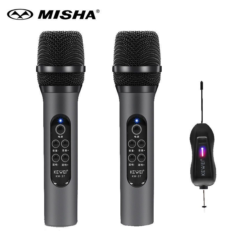 MISHA specializes in the production of universal wireless microphones, dynamic live performance trol