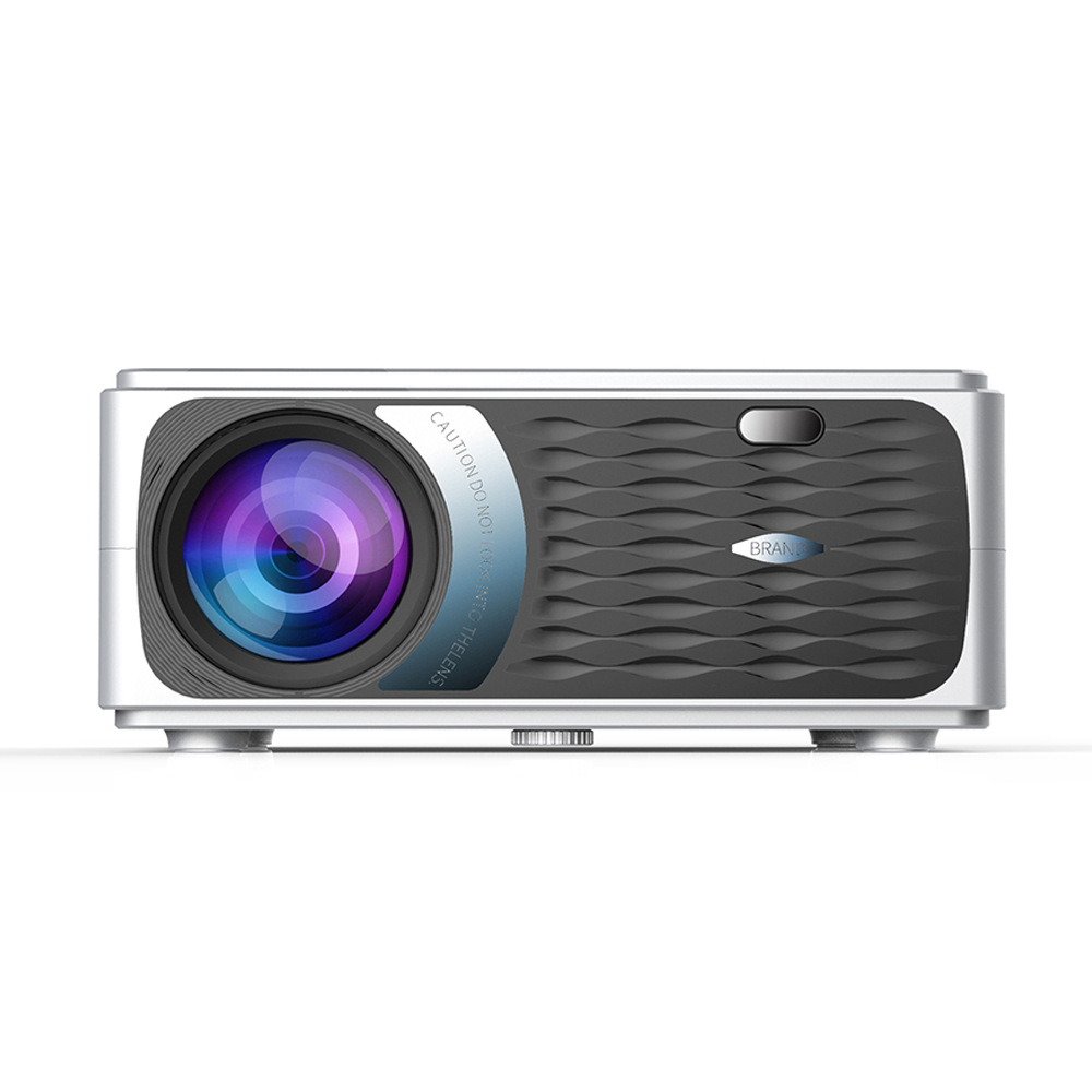 New home video projector cp600 supports customization, 1080p HD home theater projector