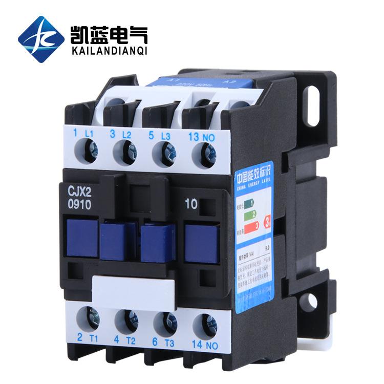 CHKL AC contactor CJX2-1210 1810 2510 3210 three-phase 220V 380V