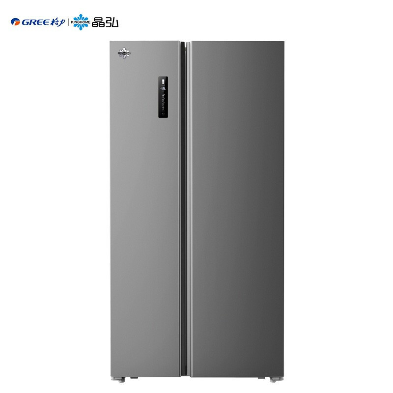Gree household Jinghong variable frequency air cooled frost free double door refrigerator bcd-526wpd